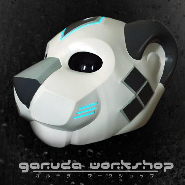 Three New Helmet Commissions – Garuda Workshop